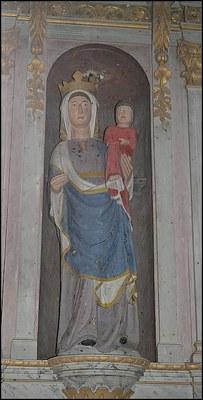 Chapelle Sainte Trinité Bieuzy (8)