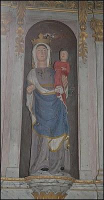 Chapelle Sainte Trinité Bieuzy (9)