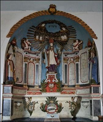 Chapelle La Férrière Pluméliau  2016 (12)