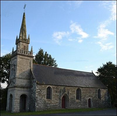 Chapelle La Férrière Pluméliau  2016 (25)