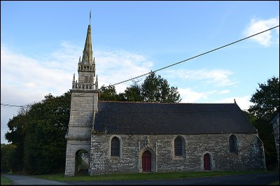 Chapelle La Férrière Pluméliau  2016 (27)