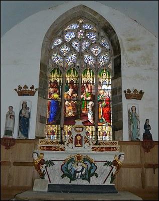 Chapelle La Férrière Pluméliau  2016 (3)
