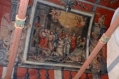 St Adrien voute 1